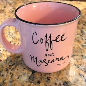 Other - Coffee and Mascara mug, NWT! Never used